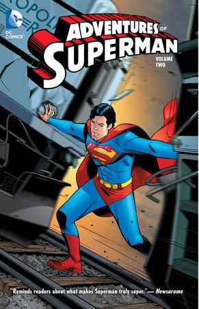 Adventures of Superman Vol. 2 by JT Krul