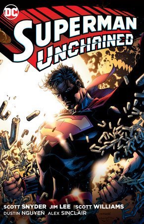Superman Unchained (The New 52) by Scott Snyder