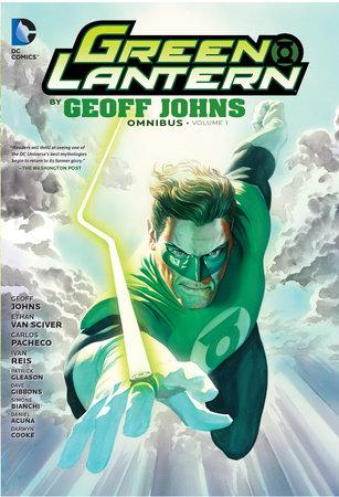 Green Lantern by Geoff Johns Omnibus Vol. 1 by Geoff Johns