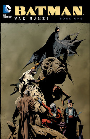 Batman: War Games Book One by Andersen Gabrych