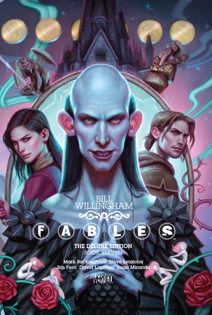 Fables: The Deluxe Edition Book Eleven by Bill Willingham
