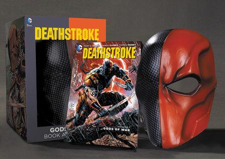 Deathstroke Vol. 1 Book & Mask Set by Tony Daniel