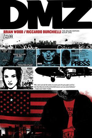 DMZ Book One by Brian Wood
