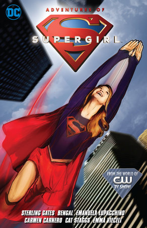 Adventures of Supergirl Vol. 1 by Sterling Gates
