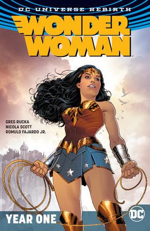 Wonder Woman Vol. 2: Year One (Rebirth) by Greg Rucka