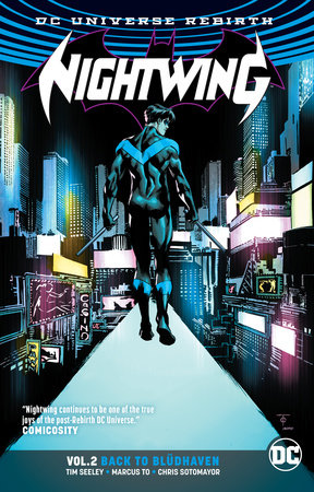 Nightwing Vol. 2: Back to Blüdhaven (Rebirth) by Tim Seeley