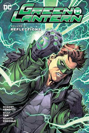 Green Lantern Vol. 8: Reflections by Robert Venditti