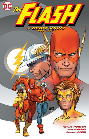 The Flash by Geoff Johns Book Four by Geoff Johns
