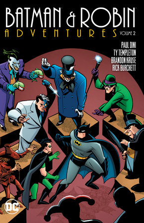 Batman & Robin Adventures Vol. 2 by Paul Dini