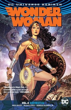 Wonder Woman Vol. 4: Godwatch (Rebirth) by Greg Rucka