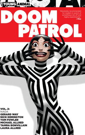Doom Patrol Vol. 2: Nada by Gerard Way