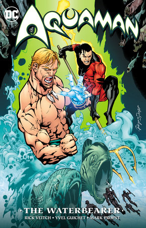 Aquaman: The Waterbearer (New Edition) by Rick Veitch