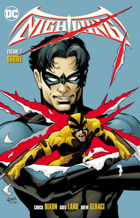 Nightwing Vol. 7: Shrike by Chuck Dixon