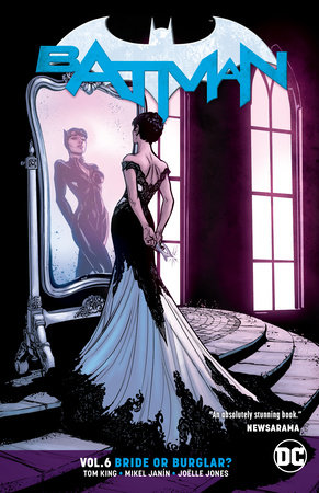 Batman Vol. 6: Bride or Burglar by Tom King