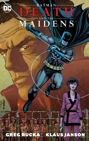 Batman: Death & the Maidens (New Edition) by Greg Rucka