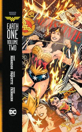 Wonder Woman: Earth One Vol. 2 by Grant Morrison