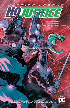 Justice League: No Justice by Scott Snyder, Joshua Williamson and James Tynion