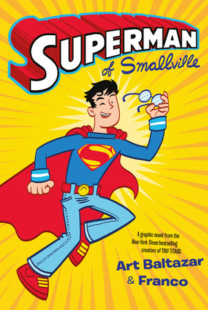 Superman of Smallville by Franco Aureliani