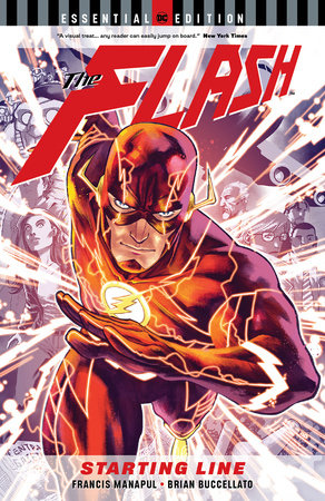 The Flash: Starting Line (DC Essential Edition) by Brian Buccellato