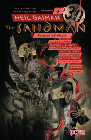 The Sandman Vol. 4: Season of Mists 30th Anniversary Edition by Neil Gaiman