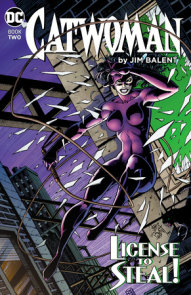 Catwoman by Jim Balent Book Two