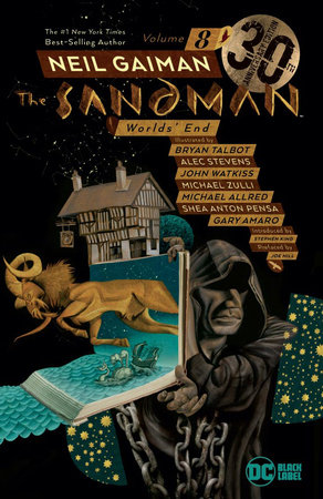 The Sandman Vol. 8: World's End 30th Anniversary Edition by Neil Gaiman