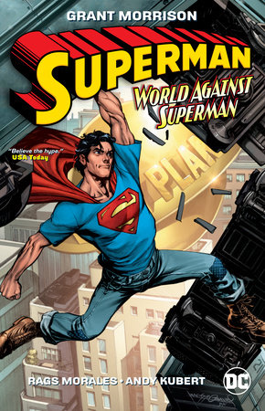 Superman: Action Comics: World Against Superman by Grant Morrison