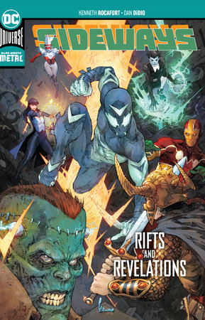 Sideways Vol. 2: Rifts and Revelations by Dan DiDio and Grant Morrison