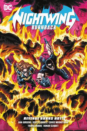 Nightwing: Burnback by Scott Lobdell