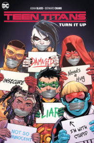 Teen Titans Vol. 2: Turn It Up