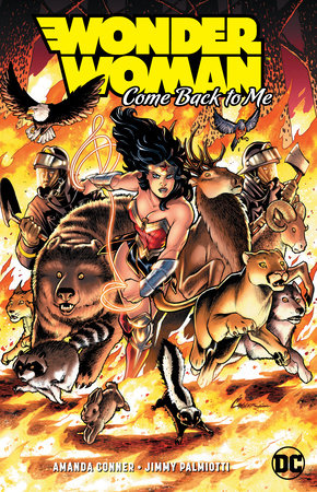 Wonder Woman: Come Back to Me by Amanda Conner and Jimmy Palmiotti
