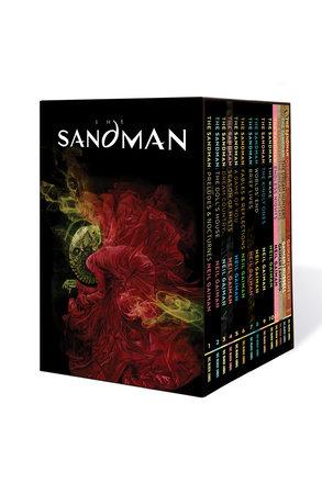 Sandman Box Set by Neil Gaiman