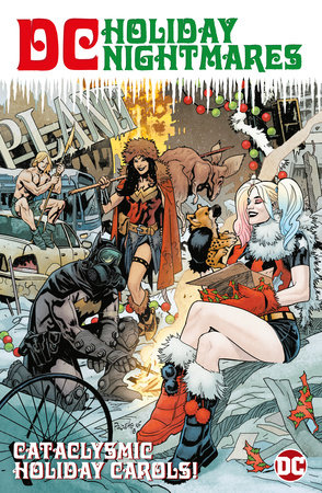DC Holiday Nightmares by Various