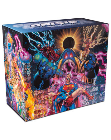 Crisis on Infinite Earths Box Set by Marv Wolfman