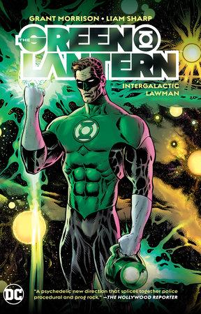 The Green Lantern Vol. 1: Intergalactic Lawman by Grant Morrison