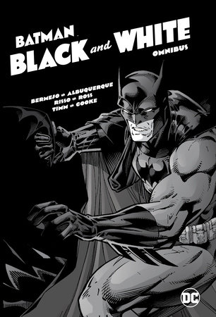 Batman: Black & White Omnibus by Various