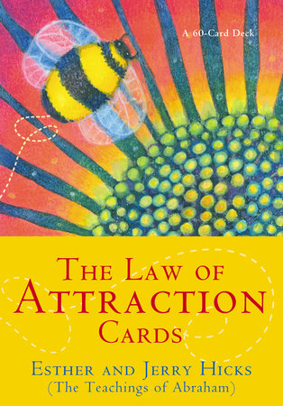 The Law of Attraction Cards by Esther Hicks and Jerry Hicks