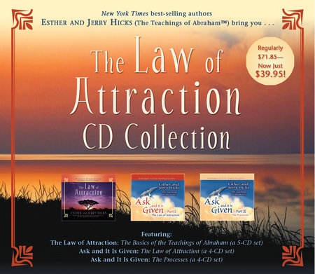 The Law of Attraction CD Collection by Esther Hicks and Jerry Hicks