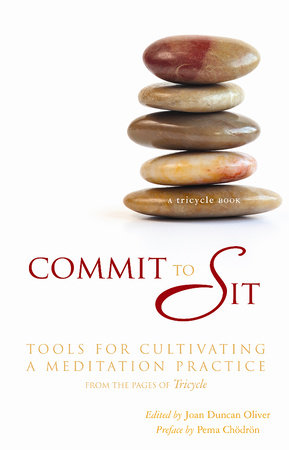 Commit to Sit by Joan Duncan Oliver