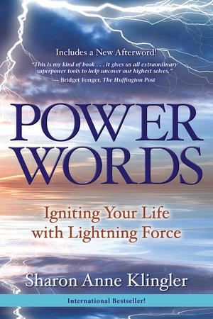 Power Words by Sharon Anne Klingler