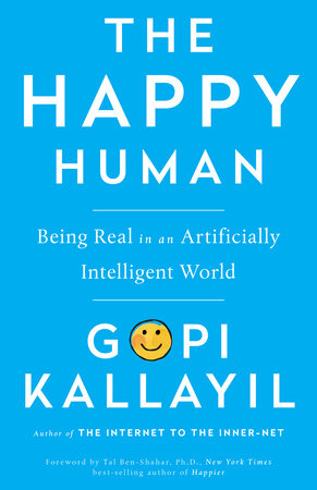 Happy Human by Gopi Kallayil