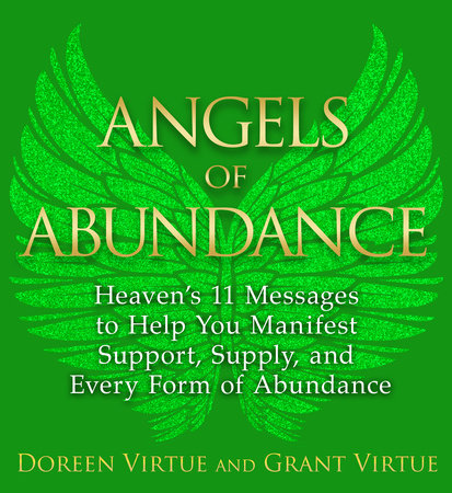 Angels of Abundance by Doreen Virtue and Grant Virtue