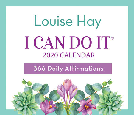I Can Do It® 2020 Calendar by Louise Hay