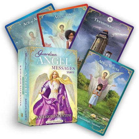 Guardian Angel Messages Tarot by Radleigh Valentine