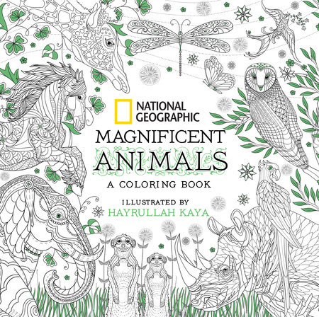 National Geographic Magnificent Animals by
