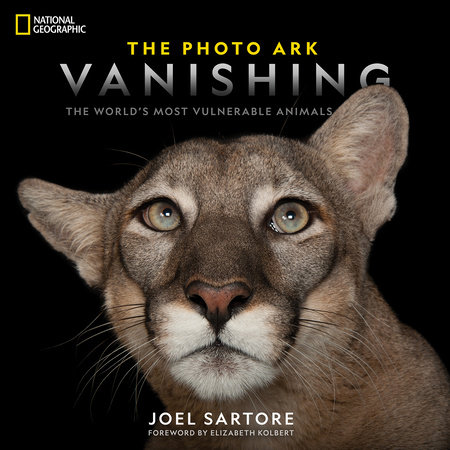 National Geographic The Photo Ark Vanishing by Joel Sartore