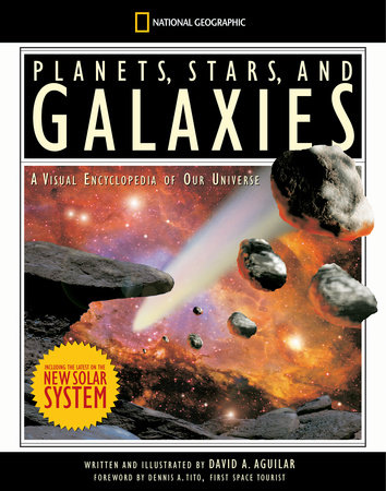 Planets, Stars, and Galaxies by David A. Aguilar