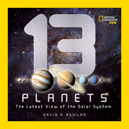 13 Planets by David A. Aguilar