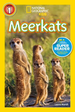 National Geographic Readers: Meerkats by Laura Marsh