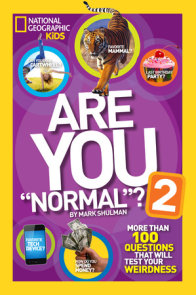 """Are You """"Normal""""? 2"""